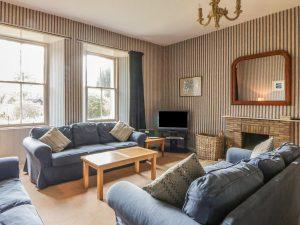 Gallanach Castle Garden Wing, self Catering Accommodation,Oban, Scotland