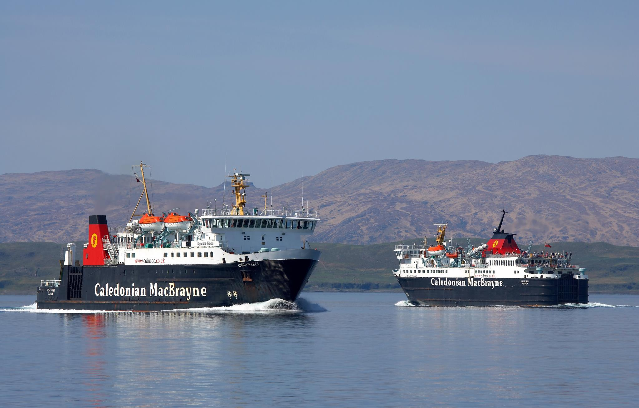 Caladonian MacBrayne, Transport, Ferry, Oban, Argyll, Scotland