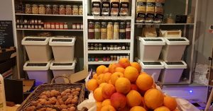 Go Naked Veg, Shops , Oban, Argyll, Scotland